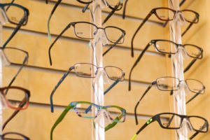 new glasses for sale at Vision Emporium boutique