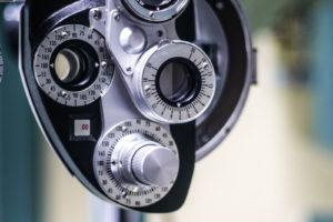 vision testing equipment
